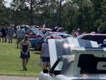 ROCKIN'& ROLLIN' to the RED, WHITE, & BLUE CAR SHOW10