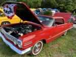 ROCKIN'& ROLLIN' to the RED, WHITE, & BLUE CAR SHOW16