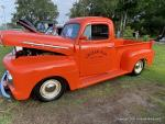 ROCKIN'& ROLLIN' to the RED, WHITE, & BLUE CAR SHOW25