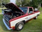 ROCKIN'& ROLLIN' to the RED, WHITE, & BLUE CAR SHOW31