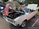 ROCKIN'& ROLLIN' to the RED, WHITE, & BLUE CAR SHOW34