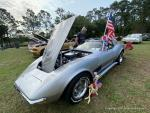ROCKIN'& ROLLIN' to the RED, WHITE, & BLUE CAR SHOW72
