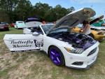 ROCKIN'& ROLLIN' to the RED, WHITE, & BLUE CAR SHOW77