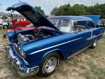 ROCKIN'& ROLLIN' to the RED, WHITE, & BLUE CAR SHOW85