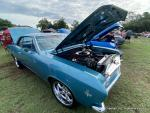ROCKIN'& ROLLIN' to the RED, WHITE, & BLUE CAR SHOW98