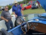 ROCKIN'& ROLLIN' to the RED, WHITE, & BLUE CAR SHOW108