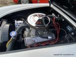 ROCKIN'& ROLLIN' to the RED, WHITE, & BLUE CAR SHOW117