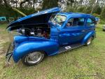 ROCKIN'& ROLLIN' to the RED, WHITE, & BLUE CAR SHOW5