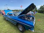 ROCKIN'& ROLLIN' to the RED, WHITE, & BLUE CAR SHOW58