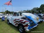 ROCKIN'& ROLLIN' to the RED, WHITE, & BLUE CAR SHOW60