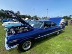 ROCKIN'& ROLLIN' to the RED, WHITE, & BLUE CAR SHOW78