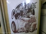 Rolling Bones Hot Rod Shop Garage Night75