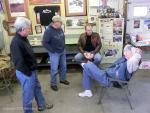 Rolling Bones Hot Rod Shop Garage Night85