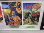 Rolling Bones Hot Rod Shop Garage Night81