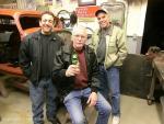 Rolling Bones Hot Rod Shop Garage Night9