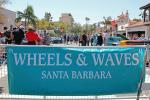 Santa Barbara Wheels and Waves Car Show1