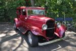 Sherwood Forest Free Will Baptist Church Car Show8