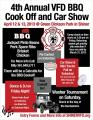Shiner Volunteer Fire Dept 4th Annual BBQ Cookoff & Auto Show0