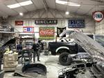 Shop Stop - Advantage Autoworks Classic Car Restorations17