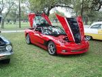 Sinton Kiwanis Club's Annual Shine and Show Car Show 12