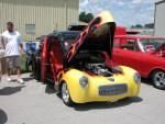 South East Kentucky Cruisers Car Club Car Show June 29, 20135