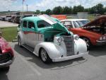South East Kentucky Cruisers Car Club Car Show June 29, 201320