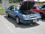 South East Kentucky Cruisers Car Club Car Show June 29, 201324