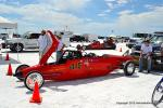 Speed Week at Bonneville Salt Flats August 9, 20131