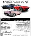 Spring Fling Car Show 0