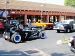 St Patrick's Day Classic Car Show2