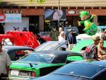 St Patrick's Day Classic Car Show1