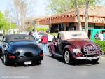 St Patrick's Day Classic Car Show13