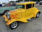 STEEL IN MOTION HOT RODS & GUITARS SHOW DRAG RACE0
