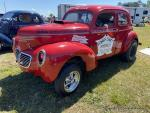STEEL IN MOTION HOT RODS & GUITARS SHOW DRAG RACE24