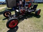 STEEL IN MOTION HOT RODS & GUITARS SHOW DRAG RACE65