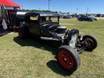 STEEL IN MOTION HOT RODS & GUITARS SHOW DRAG RACE66