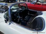 STEEL IN MOTION HOT RODS & GUITARS SHOW DRAG RACE55