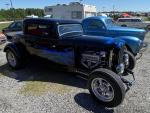 STEEL IN MOTION HOT RODS & GUITARS SHOW DRAG RACE57