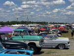 STEEL IN MOTION HOT RODS & GUITARS SHOW DRAG RACE5