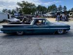 STEEL IN MOTION HOT RODS & GUITARS SHOW DRAG RACE14