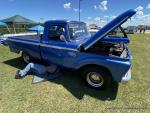 STEEL IN MOTION HOT RODS & GUITARS SHOW DRAG RACE45