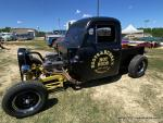 STEEL IN MOTION HOT RODS & GUITARS SHOW DRAG RACE50