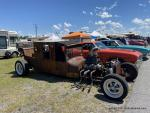 STEEL IN MOTION HOT RODS & GUITARS SHOW DRAG RACE64