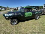 STEEL IN MOTION HOT RODS & GUITARS SHOW DRAG RACE107