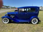 STEEL IN MOTION HOT RODS & GUITARS SHOW DRAG RACE96