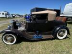 STEEL IN MOTION HOT RODS & GUITARS SHOW DRAG RACE118