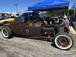 STEEL IN MOTION HOT RODS & GUITARS SHOW DRAG RACE124