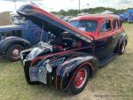 STEEL IN MOTION HOT RODS & GUITARS SHOW DRAG RACE72