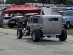 STEEL IN MOTION HOT RODS & GUITARS SHOW DRAG RACE91