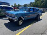 STEEL IN MOTION HOT RODS & GUITARS SHOW DRAG RACE115